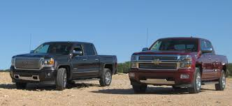 GMC Sierra Denali Gets a Chevy Sibling: Meet the Range-Topping ...