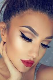 36 best winter makeup looks for the holiday season make up makeup makeup looks winter makeup