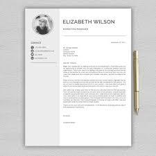 Creative Resume Template, Cv Template, | Design Bundles