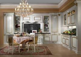Kitchen Furnishing Classic Style Of Kitchen Furnishing