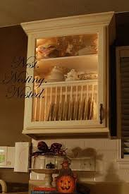 interior cabinet lighting. diy cabinet lighting for 10 or under i always do this in the fall interior