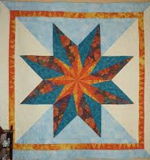 Native American Quilt Designs | Quilt design, Star quilts and ... & Bargello quilt pattern resembles a Native American quilt design.  Description from craftsy.com. Adamdwight.com