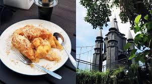 Dago Bakery Punclut Bandung Makan Di Kastil Eropa Demen Makan