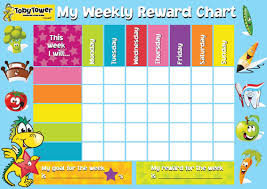 Reward Chart For Kids Sticker Reward Charts For Toddlers Coles Thecolossus Co