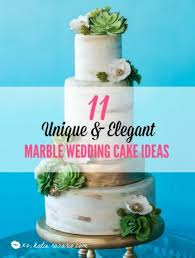 11 Unique And Elegant Marble Wedding Cake Ideas Xo Katie Rosario
