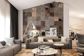 accent wall ideas for small living room magnificent walls your tiles design