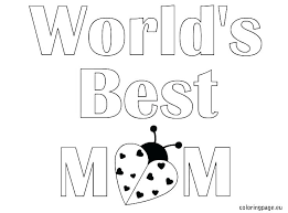 Coloring Pages For Mom Nauhoituscom All About 10k Top Coloring