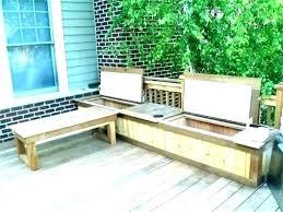diy deck bench plans outdoor storage bench plans benches with storage deck bench backyard benches backyard
