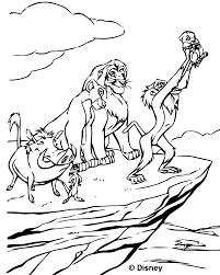 Pingl Par G Orgina Kincaid Sur Coloriages Le Roi Lion Coloriage A Imprimer Le Roi Lion Gratuit L