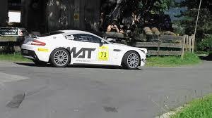 ASTON MARTIN V8 VANTAGE GT4 [ HD ] - YouTube
