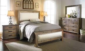 Queen Bedroom Suite Sierra Hacienda Queen Bedroom The Dump Americas Furniture Outlet