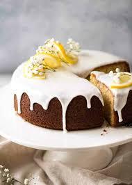 Lemon Cake With Lemon Glaze Recipetin Eats
