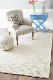 nuloom braided cable off white area rug 4