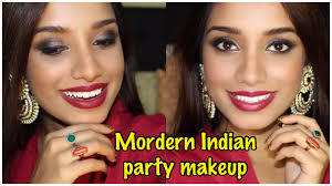 indian stani wedding reception party makeup tutorial winner announcement you