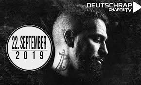 Deutschrap Charts Top 20 Deutschrap Charts 22 September 2019 Worldunion