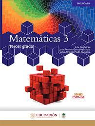 Libro de matematicas 2 de secundaria contestado 2020 volumen 2. Tercero De Secundaria Libros De Texto De La Sep Contestados Examenes Y Ejercicios Interactivos