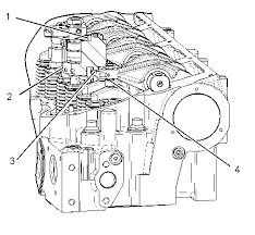 what are the overhead settings on a cat c acert intake