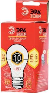 Купить <b>Лампа светодиодная Эра LED</b> A60 E27 10Вт с доставкой ...