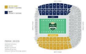Naval Academy Football Stadium Seating Chart Navy Stadium Seating Planomovers Co