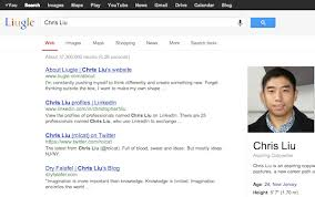 Chis Liu Aspiring Ad Man Creates Fun Google Inspired Resume