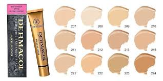 Dermacol Make Up Cover Waterproof Hypoallergenic Foundation 30g Authentic From Authorized Stockists 209