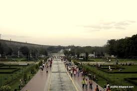 Small Picture World Tour And Travel Guide Brindavan Gardens in Mysore