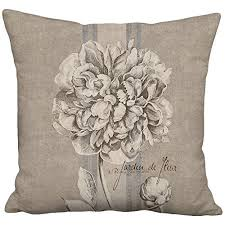 French Country Throw Pillow Covers