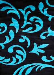 31 best area rugs images on intended for teal and black