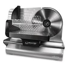 7 5 in meat slicer with cover