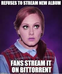 Bad Luck Adele Meme Generator - Imgflip via Relatably.com