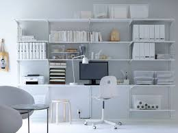 office shelves wall storage ideas rh homesbyjacqueline com home office shelves ikea