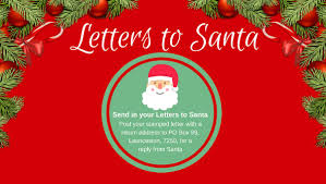 tasmanian children write letters to santa ahead of the examiner