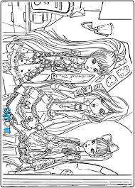Bloom Stella E Flora Da Colorare Disegni Winx 8 Cartoni Animati