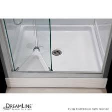 shower door base kit