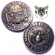 Usmc Mos 1371 Combat Engineer Coin