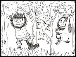 Small Picture Where The Wild Things Are Coloring Pages For Kids And For Adults