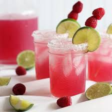 Gathering With A Group Mix Up A Pitcher Of Lemonadeflavored Pink Party Cocktails In A Pitcher