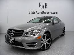 2015 Used Mercedes-Benz C-Class C250 SPORT COUPE at Elite Auto ...