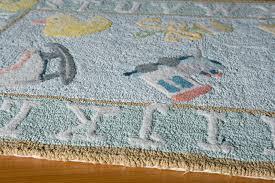 image of baby nursery rugs material