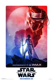 Star Wars Light Up Poster This New Star Wars Rise Of Skywalker Imax Poster Is