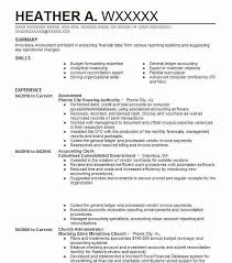 Accounting Firm Resumes Best Accountant Resume Example Livecareer