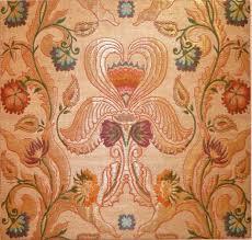 Tibetan Fabric Design Gyaser Brocade Woven In Varanasi For Tibetan Market 2003