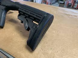 Tactical Shotgun Laser Light Combo Harrington Richardson Model 1871 Pump Action Tactical