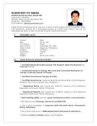 Certified Nurse Midwife Resume Sample Travel Nursing Resume Free ...