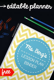 Free Teacher Planner Help Zachary With Learning Free