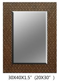 Mirror With Wood Frame Design China Liuhua Designs Decorative Wall Mirror Wood Frame