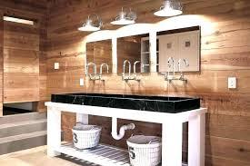 industrial bathroom vanity lighting. Industrial Bathroom Fixtures Bath Lighting Vanity