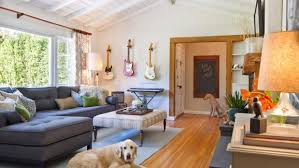 Dog friendly furniture Living Room Petfriendly Living Room Hgtvcom Tips For Petfriendly Home Hgtv