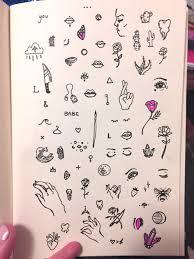 Simple Stick And Poke Designs Stick And Poke Design Tumblr