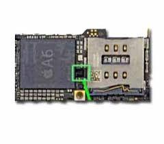 iphone 5 5S 6 6S 7 7P USB control IC U2 1608A1 1610A1 A2 A3 USB ...